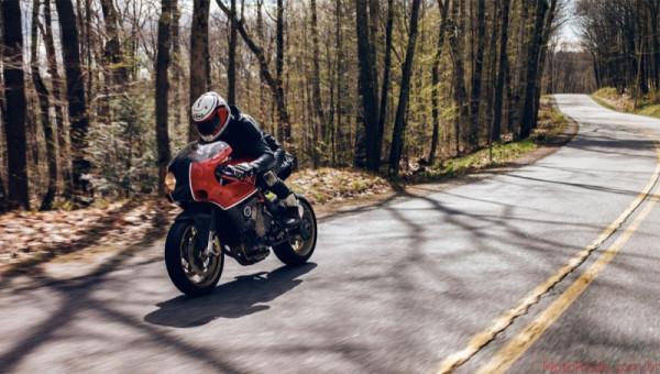 MV Agusta Forged Carbon é Brutale 800 Cafe Racer 5 custom lançamentos 2017 motos customizadas