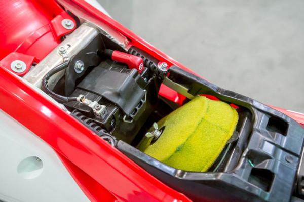 Nova Honda CRF 450R 2017 7