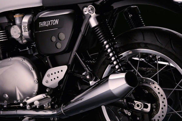 Nova Triumph Thruxton R no Brasil