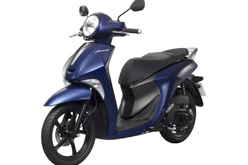 scooter-yamaha-janus-lançamento-2017 1 | Motorede