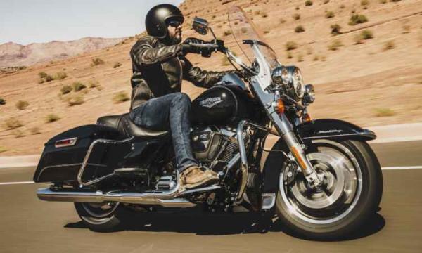 Harley-Davidson CVO e Touring 2017 (2) lançamentos 2017