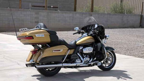 Harley-Davidson CVO e Touring 2017 (3) lançamentos 2017