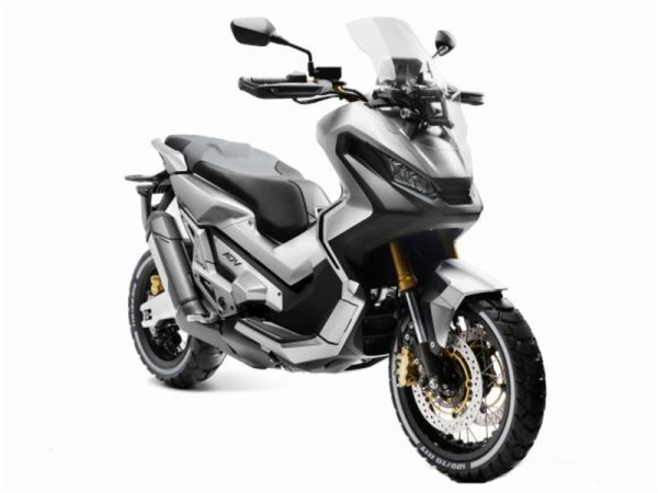 Honda X-ADV é confirmado oficialmente na Europa