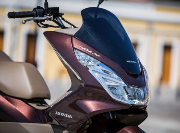 Novo honda pcx 150 2017 lan ado motorede for 2017 honda pcx 150