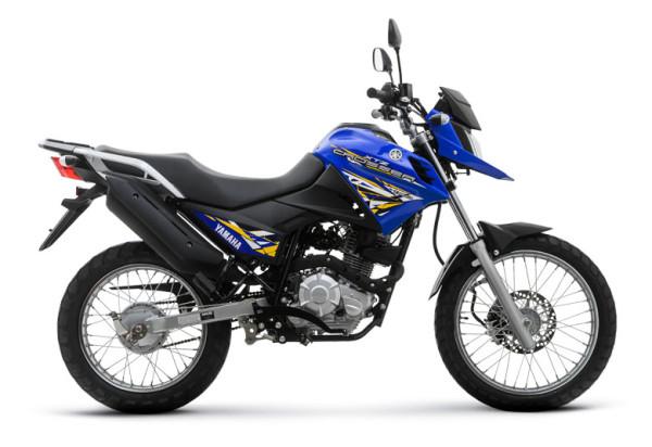 Nova Yamaha Crosser 150 2017