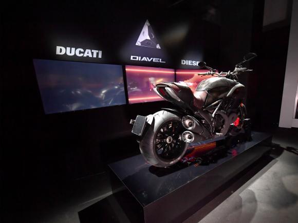 Ducati Diavel Diesel 4
