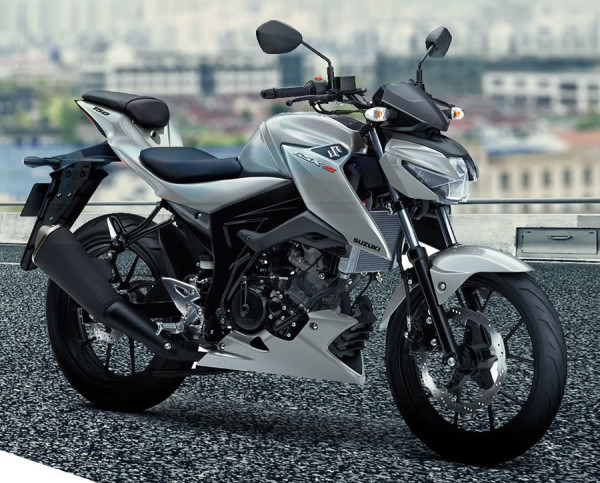 Vídeo Suzuki GSX-S150