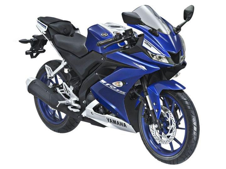 Yamaha Yzf R15 2017 10on 2017 Yamaha Motorcycles R6
