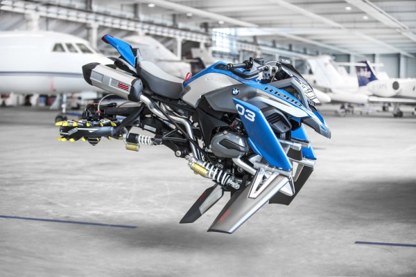 BMW R 1200 GS Adventure Hover Ride 1