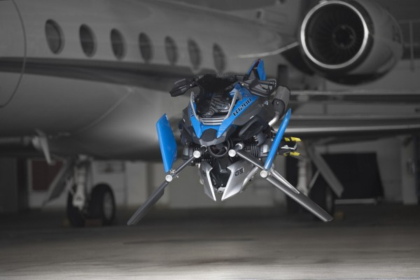 BMW R 1200 GS Adventure Hover Ride