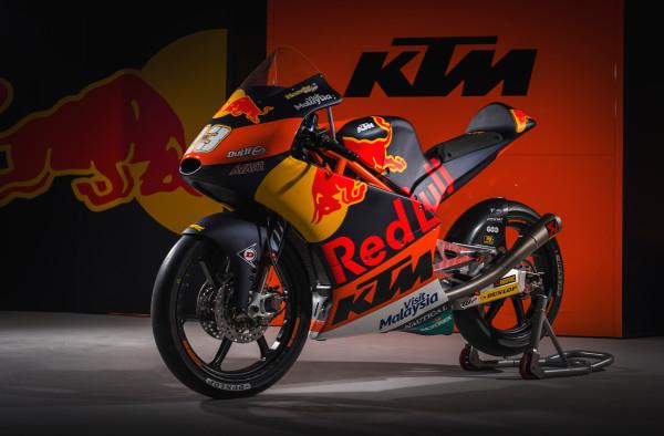 KTM no MotoGP 2017