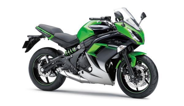 Kawasaki Ninja 650 2017 1