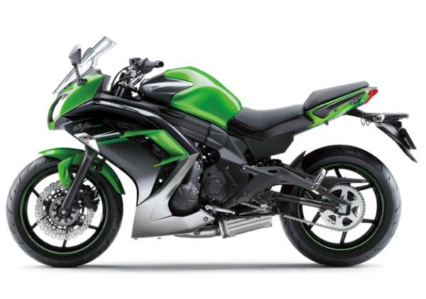 Kawasaki Ninja 650 2017 4