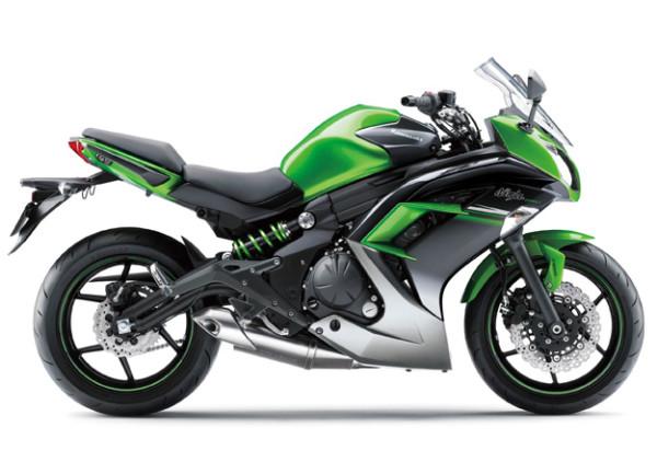 Kawasaki Ninja 650 2017 5