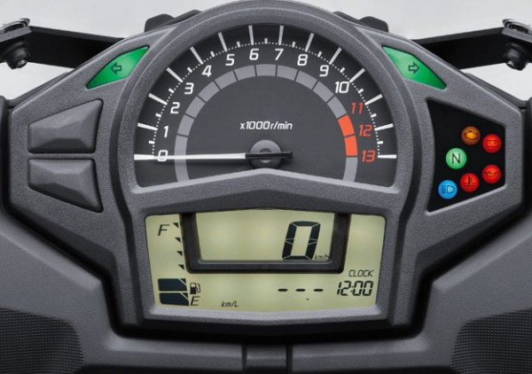 Kawasaki Ninja 650 2017 7