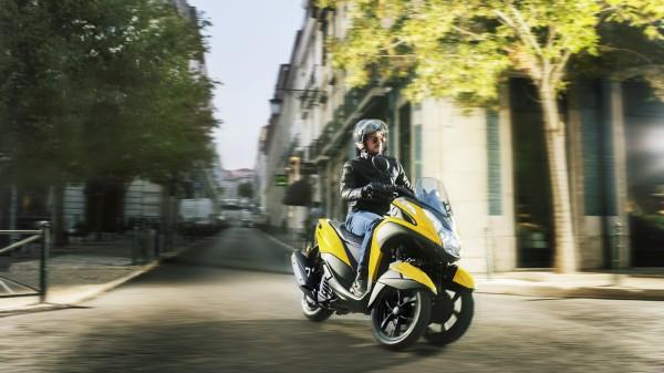 Yamaha Tricity 125 (3)