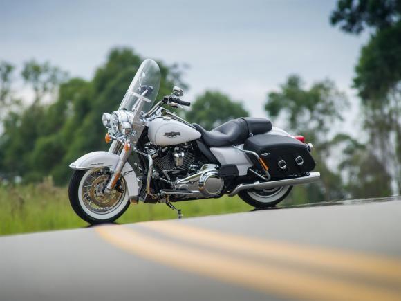 Harley-Davidson Road King 2017 6