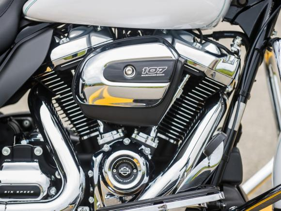 Harley-Davidson Road King 2017 8