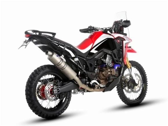 Honda CRF 100L Africa Twin Rally 2