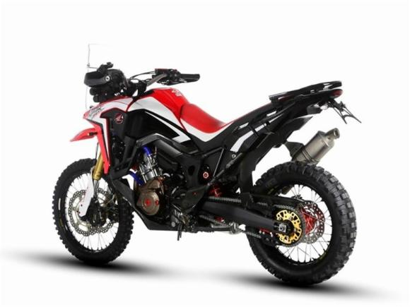Honda CRF 100L Africa Twin Rally 4