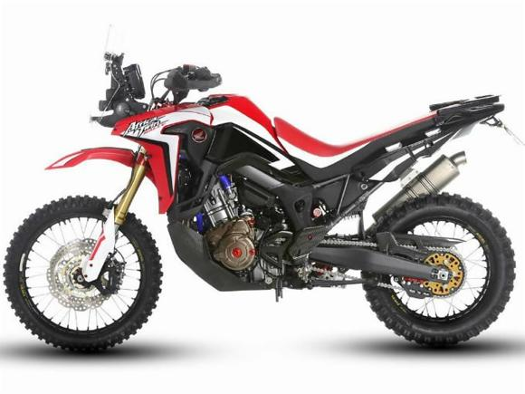 Honda CRF 100L Africa Twin Rally 5