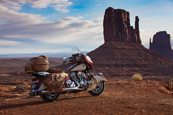 Indian Roadmaster Classic 1