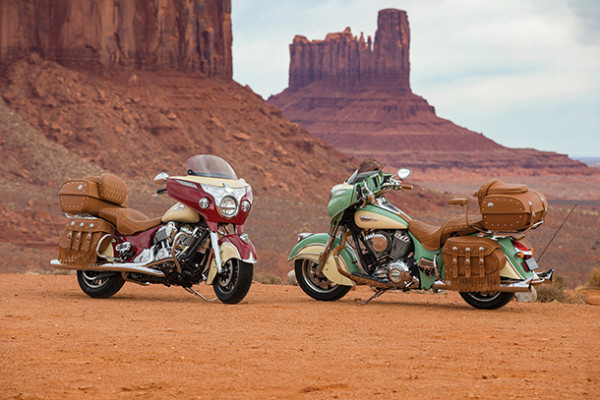 Indian Roadmaster Classic 2
