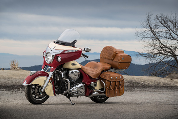 Indian Roadmaster Classic 4