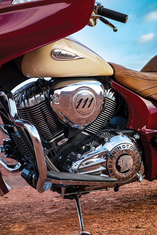 Indian Roadmaster Classic 5