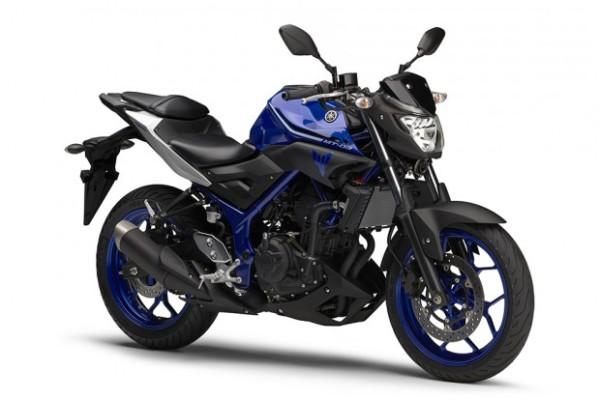 Yamaha MT-03 2018 e R3 2018