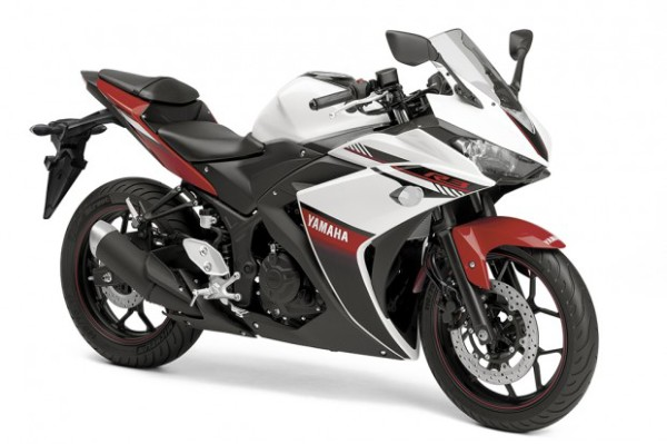 Yamaha R Doble Disco