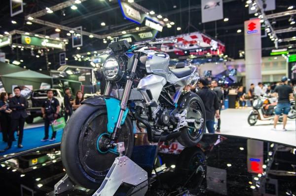 Honda 150SS Racer 1