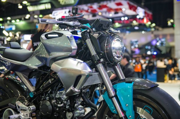 Honda 150SS Racer 5