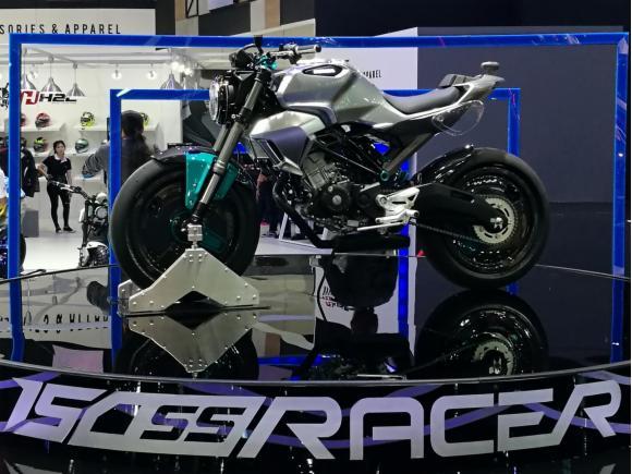 Honda 150SS Racer 8