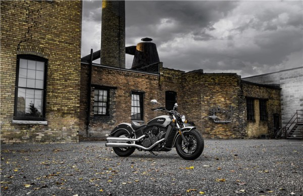 Indian Scout Sixty 2018 3