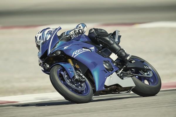 Nova Yamaha YZF-R6