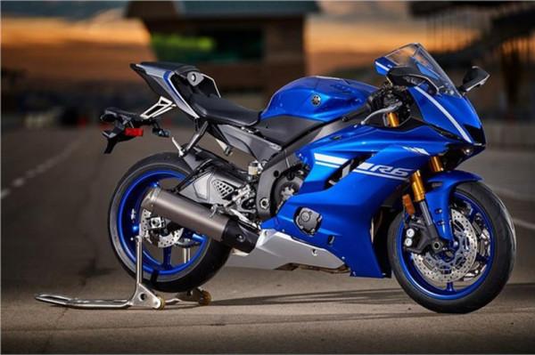 Nova Yamaha YZF-R6 4