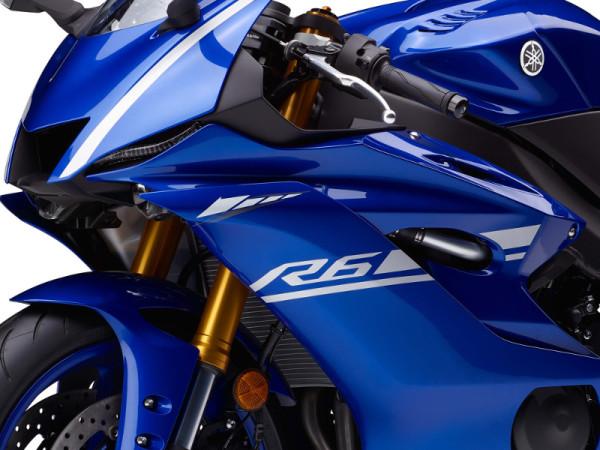 Nova Yamaha YZF-R6 8