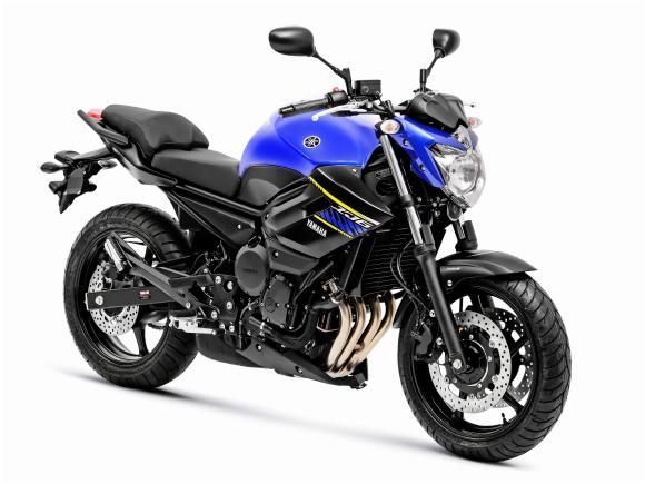 nova Yamaha XJ6N 2018 1