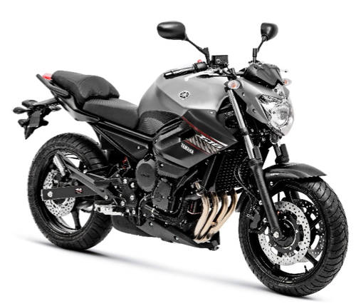 nova Yamaha XJ6N 2018 3