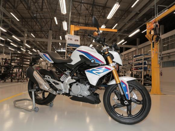 Fábrica da BMW em Manaus 1