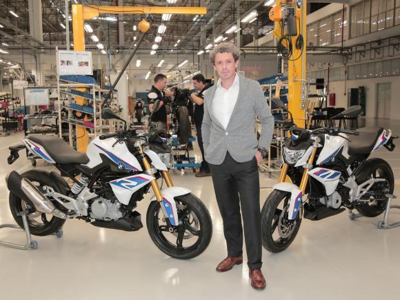 Fábrica da BMW em Manaus 2