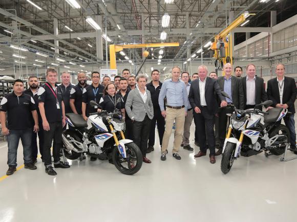 Fábrica da BMW em Manaus 3