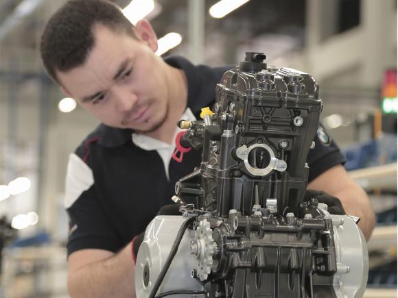 Fábrica da BMW em Manaus 4