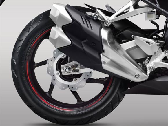 Nova Honda CBR 250RR 4