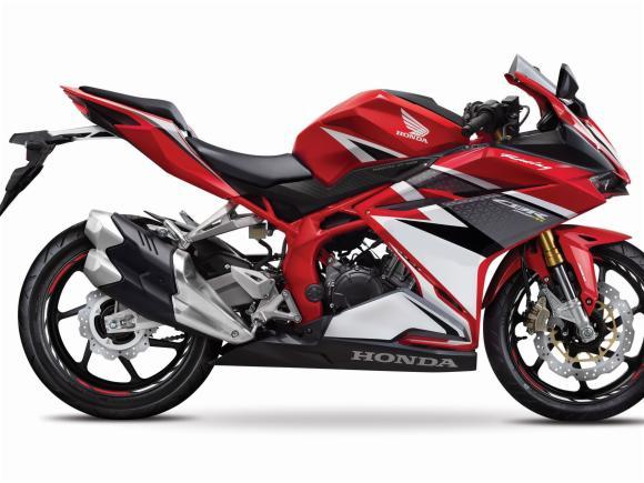 Nova Honda CBR 250RR 6