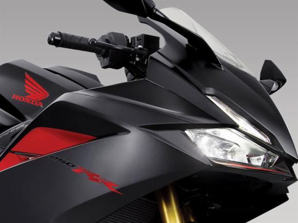 Nova Honda CBR 250RR 8