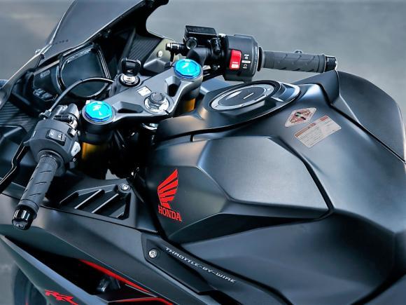 Nova Honda CBR 250RR 9