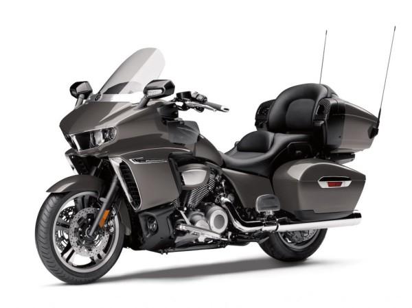 Yamaha Star Venture 2