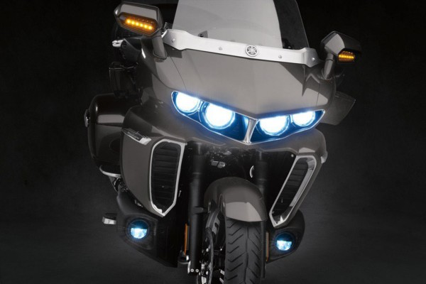 Yamaha Star Venture 5